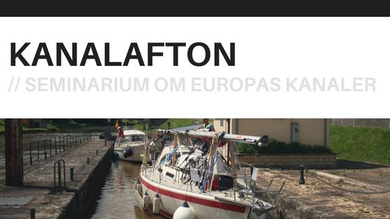 Kvällsseminarium om Europas kanaler