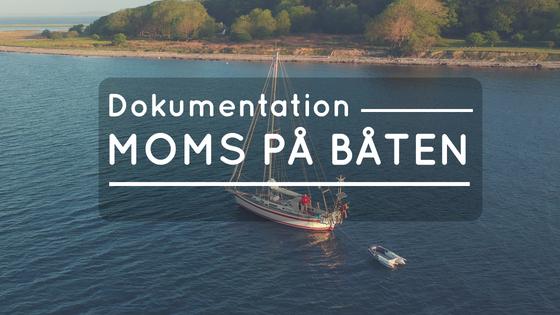 Moms på din båt