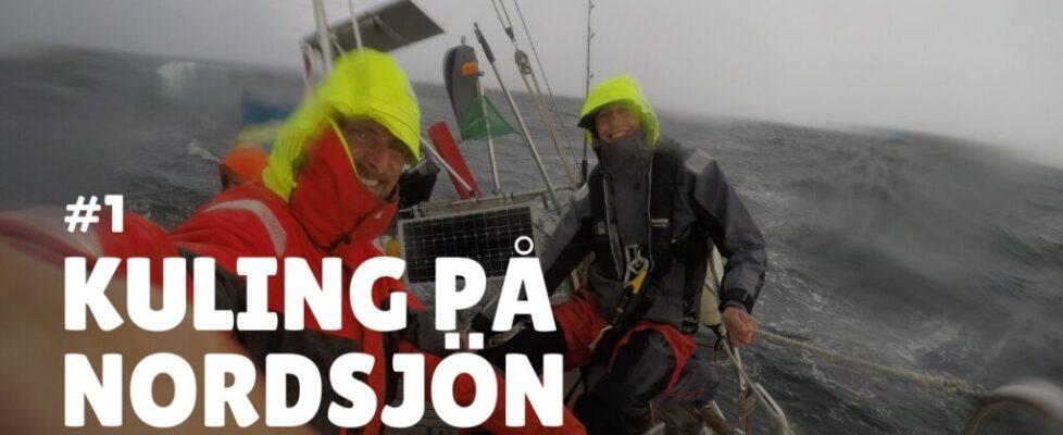 Kuling på Nordsjön (1)